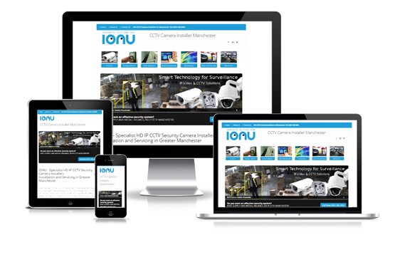 IONU - Specialist HD IP CCTV Security Camera Installers  - Web Designer Stoke on Trent